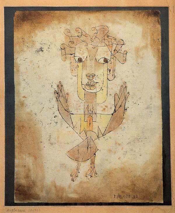 Angelus Novus, Israel Museum, B87.0994