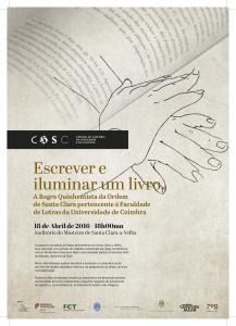 18.04.2016 - CHSC Escrever e iluminar um livro (1)