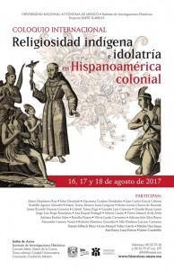 Religiosidad indígena e idolatría en hispanoamérica colonial
