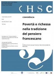 16.10.2017 - Conferência - Doutor Jacopo Fala