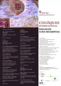 Cartaz_Coloquio_ Dialogos Luso Sefarditas