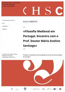 Aula Aberta - Prof. Doutor Mário Santiago (3)