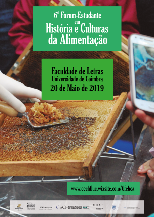 6.º Forum-Estudante em História e Culturas da Alimentação