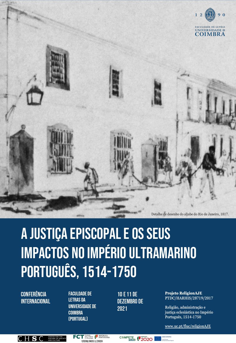 A justiça episcopal e os seus impactos no império ultramarino português 1514-1750