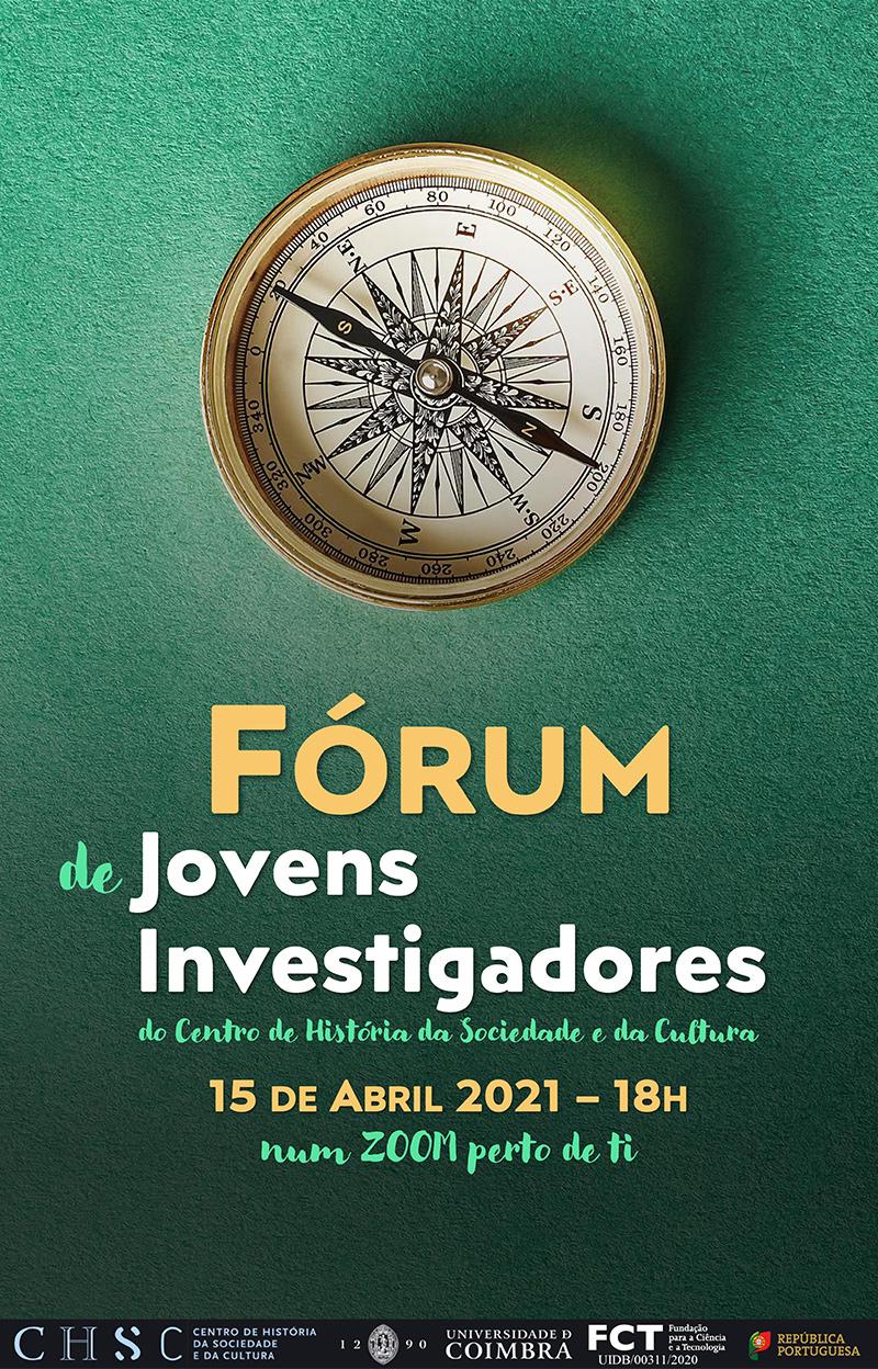 Fórum de Jovens Investigadores do CHSC - 1.ª Sessão