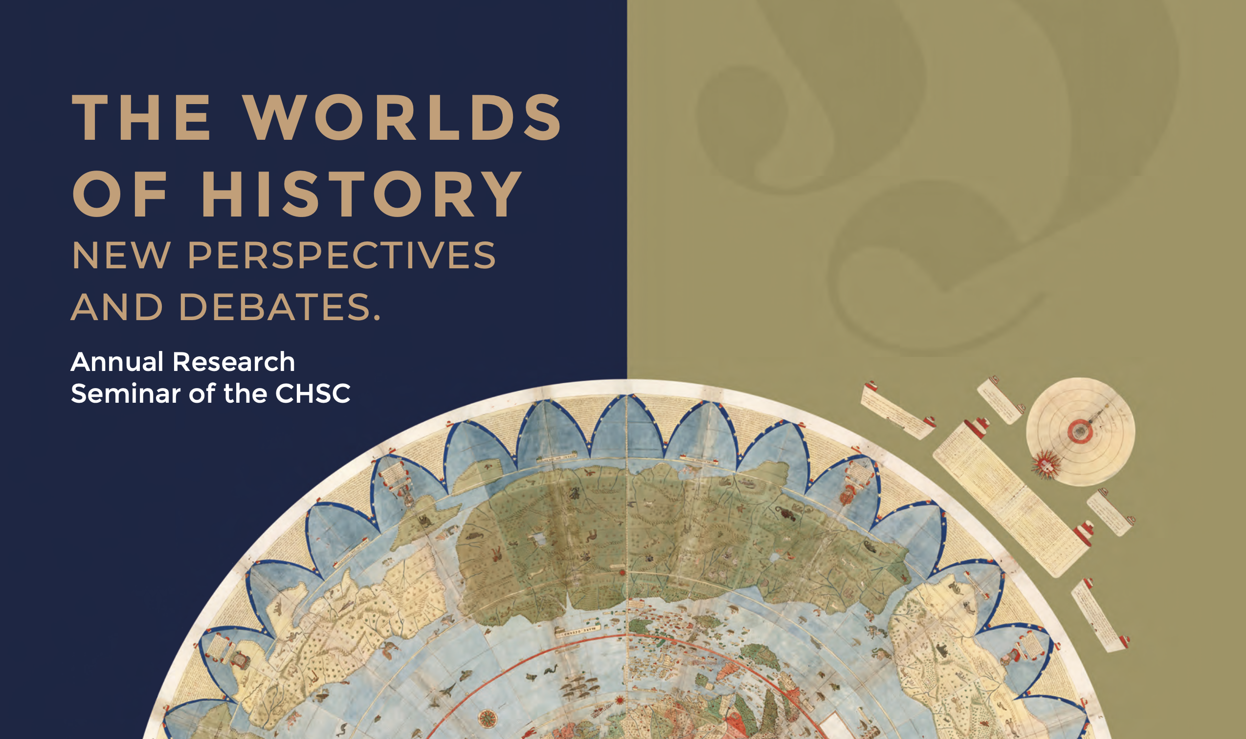 Annual Research Seminar of the CHSC: The Worlds of History. New Perspectives and Debates